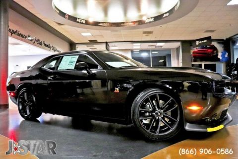 New 2019 DODGE Challenger R/T Scat Pack RWD Coupe