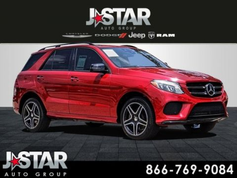 Pre-Owned 2016 Mercedes-Benz GLE GLE 400 4MATIC® 4D Sport Utility