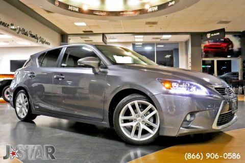 Pre-Owned 2014 Lexus CT 200h FWD 4D Hatchback